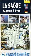 .Six_Navigational_charts_/_Carte_Guide_de_Navigation_Fluviale_1990/1991.