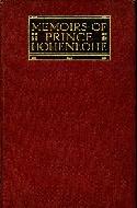 .Memoirs_of_Prince_Hohenlohe.