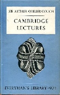 .Cambridge_Lectures__Everyman's_library_number_974.