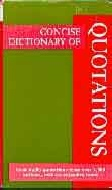 .Concise_Dictionary_Of_Quotations.